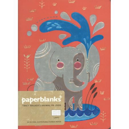 NOTES W LINIĘ B6 BABY ELEPHANT MIDI