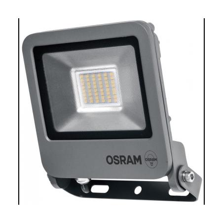 LAMPA ZEWNĘTRZNA LED OSRAM ENDURA FLOOD 30W SZARA