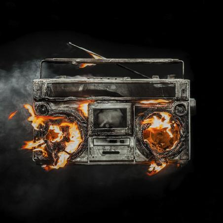 GREEN DAY REVOLUTION RADIO WINYL