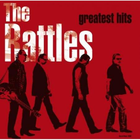 THE RATTLES GREATEST HITS WINYL