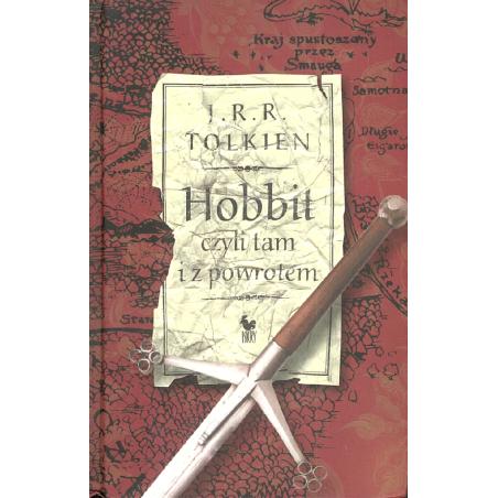 HOBBIT CZYLI TAM I Z POWROTEM Tolkien J. R. R.