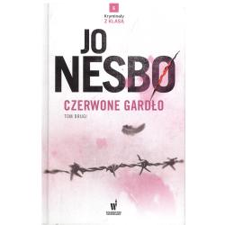 CZERWONE GARDŁO 2 Jo Nesbo