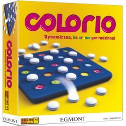 COLORIO GRA PLANSZOWA 6+