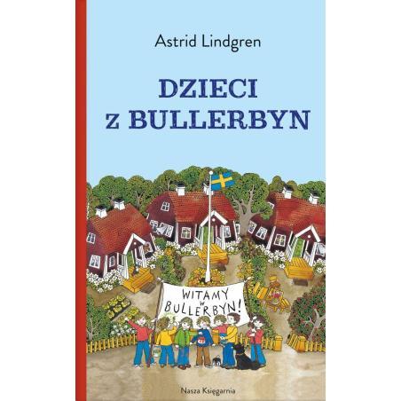DZIECI Z BULLERBYN Lindgren Astrid 7+