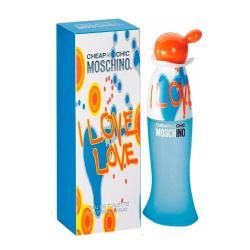 MOSCHINO I LOVE LOVE WODA TOALETOWA, 100 ML