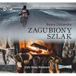 ZAGUBIONY SZLAK AUDIOBOOK CD MP3 PL