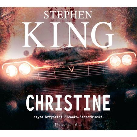 CHRISTINE AUDIOBOOK CD MP3 PL