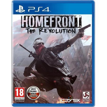 HOMEFRONT THE REVOLUTION PS4 PL
