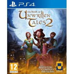 THE BOOK OF UNWRITTEN TALES 2 PS4