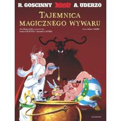 ASTERIKS I OBELIKS TAJEMNICA MAGICZNEGO WYWARU Olivier Gay