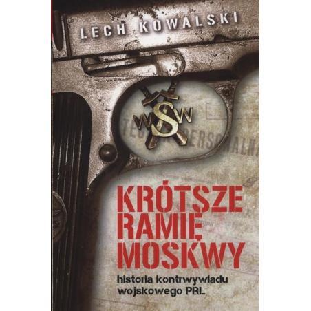 KRÓTSZE RAMIĘ MOSKWY Lech Kowalski