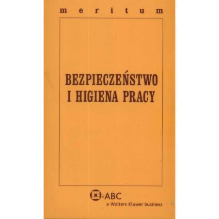 BEZPIECZEŃSTWO I HIGENA PRACY Magdalena Siwińska-Stojek, Beata Jędryka-Wawrzyńczak