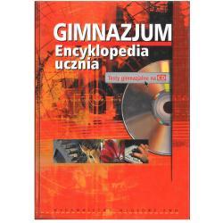 GIMNAZJUM. ENCYKLOPEDIA UCZNIA + CD