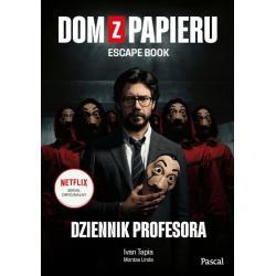 DOM Z PAPIERU. ESCAPE BOOK Ivan Tapia, Montse Linde