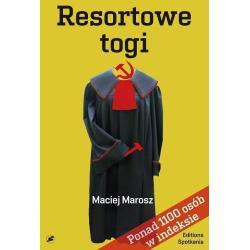 RESORTOWE TOGI Maciej Marosz