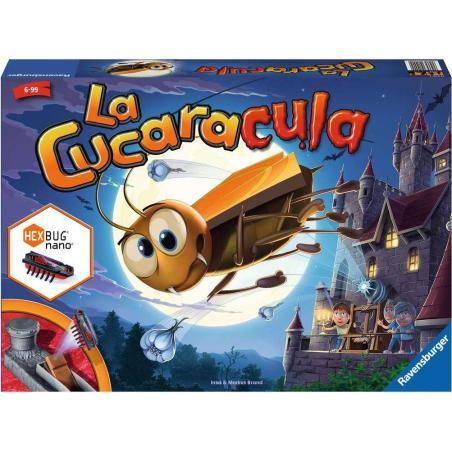 LA CUCARACULA GRA PLANSZOWA  6+