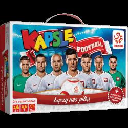 KAPSLE FOOTBALL PZPN  GRA ZRĘCZNOŚCIOWA 5+