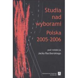 STUDIA NAD WYBORAMI POLSKA 2005-2006