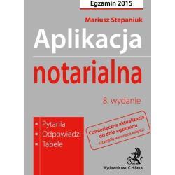 APLIKACJA NOTARIALNA Mariusz Stepaniuk