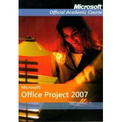 MICROSOFT OFFICE PROJECT 2007 Z PŁYTĄ CD