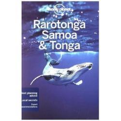 LONELY PLANET RAROTONGA SAMOA & TONGA Brett Atkinson