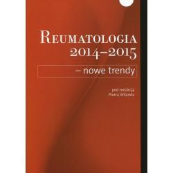 REUMATOLOGIA 2014-2015 NOWE TRENDY