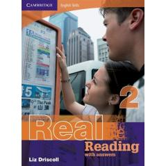 REAL READING 2 WITH ANSWERS  Liz Driscoll