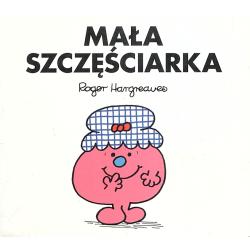 MAŁA SZCZĘŚCIARKA Roger Hargreawes