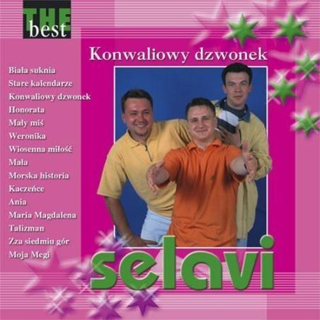 KONWALIOWY DZWONEK Selavi CD