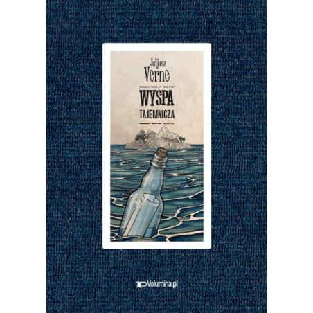 WYSPA TAJEMNICZA Juliusz Verne