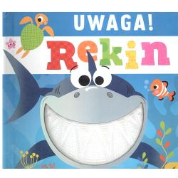 UWAGA! REKIN Rosie Greening