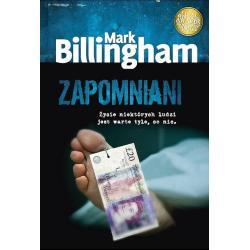 ZAPOMNIANI Mark Billingham