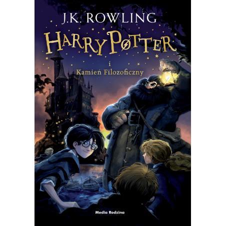 HARRY POTTER I KAMIEŃ FILOZOFICZNY J. K. Rowling