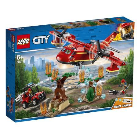 SAMOLOT STRAŻACKI LEGO CITY 60217