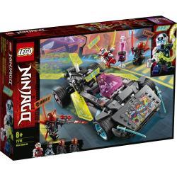 LATAJĄCY SAMOCHÓD NINJA LEGO NINJAGO 71710