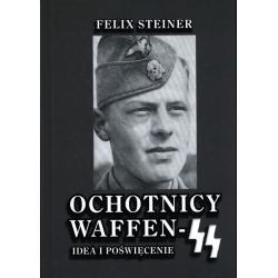 OCHOTNICY WAFFEN SS Felix Steiner