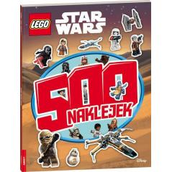 LEGO STAR WARS 500 NAKLEJEK 6+