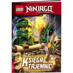 LEGO NINJAGO KSIĘGA TAJEMNIC + FIGURKA 7+