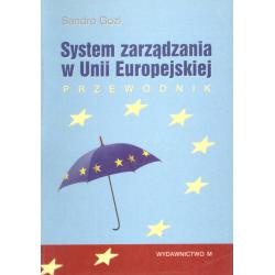 SYSTEM ZARZĄDZANIA W UNII EUROPEJSKIEJ Sandro Gozi