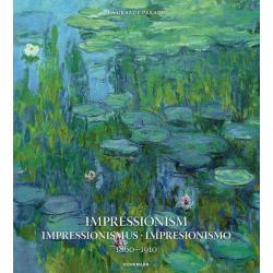 IMPRESSIONISM 1860-1910 Kristina Menzel