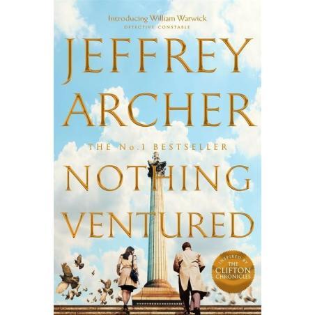 NOTHING VENTURED Jeffrey Archer