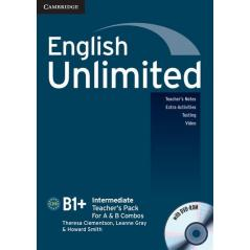 ENGLISH UNLIMITED INTERMEDIATE TEACHER'S PACK + DVD  Theresa Clementson