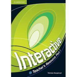 INTERACTIVE 1 TEACHERS RESOURCE PACK Nicholas Murgatroyd
