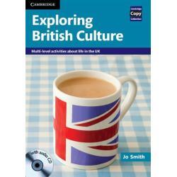 EXPLORING BRITISH CULTURE + CD Jo Smith
