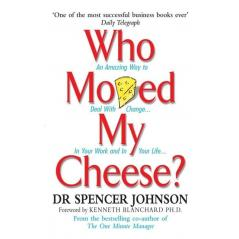 WHO MOVED MY CHEESE Johnson Spencer