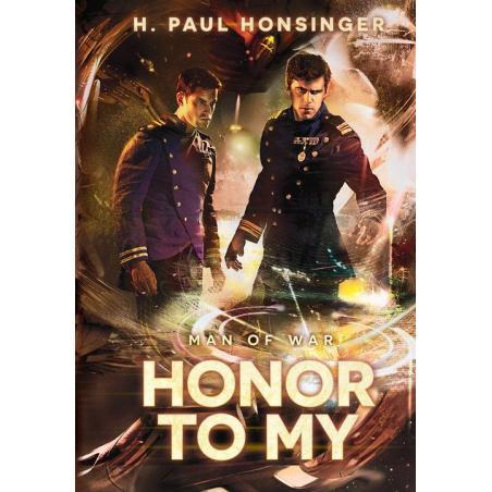 MAN OF WAR HONOR TO MY H. Paul Honsinger