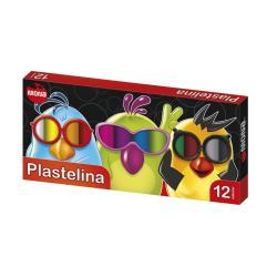 PLASTELINA 12 KOLORÓW 3+