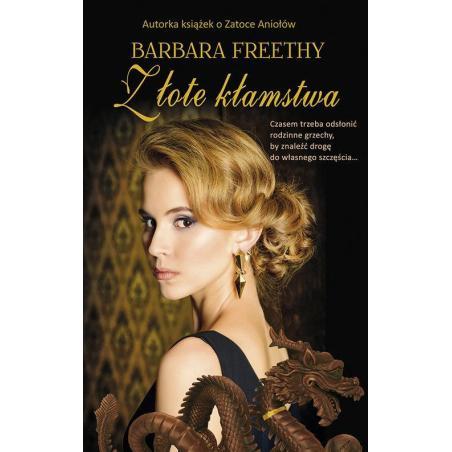 ZŁOTE KŁAMSTWA Barbara Freethy