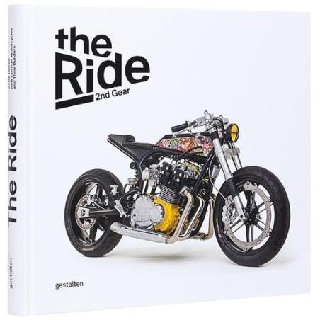 THE RIDE 2ND GEAR REBEL EDITION ALBUM Chris Hunter