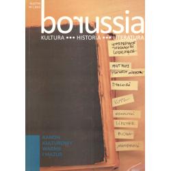 BORUSSIA KANON KULTUROWY WARMII I MAZUR KULTURA HISTORIA LITERATURA